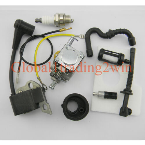 Carburetor Ignition Coil For STIHL Chainsaw017 018 MS170 MS180 Carb