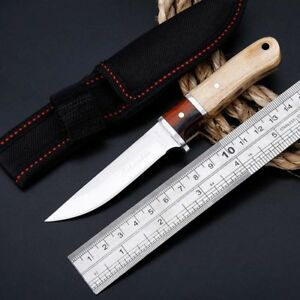 6-034-Fixed-Blade-Tactical-Straight-Military-Pocket-Hunting-Survival-Knife