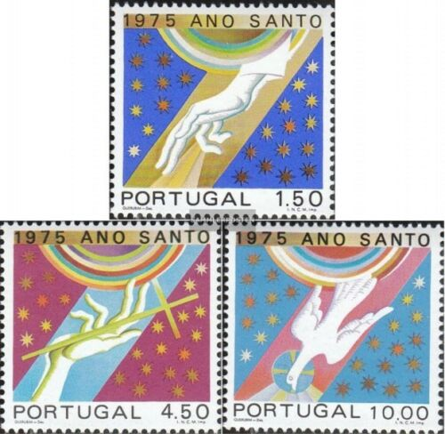Portugal 1278x1280x kompl.Ausg. unmounted mint never hinged 1975 Heiliges J