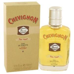 Chevignon-Brand-for-Men-Eau-de-Toilette-Spray-100-ml-3-3-fl-oz-NEU-OVP