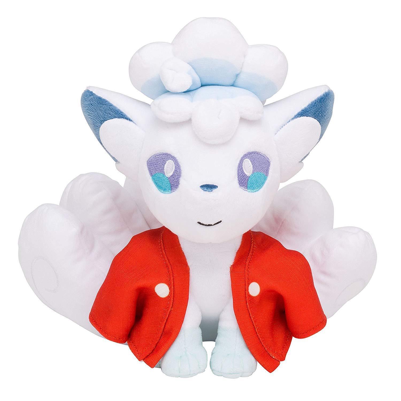 Pokemon Center Original Original Original Limited Plush Doll Hyaku Poke Yako Alola Vulpix JAPAN 7365f4
