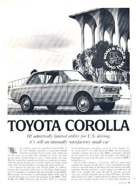 1987 Toyota Mr2 and Pontiac Fiero Original Car Review Report Print Article J850