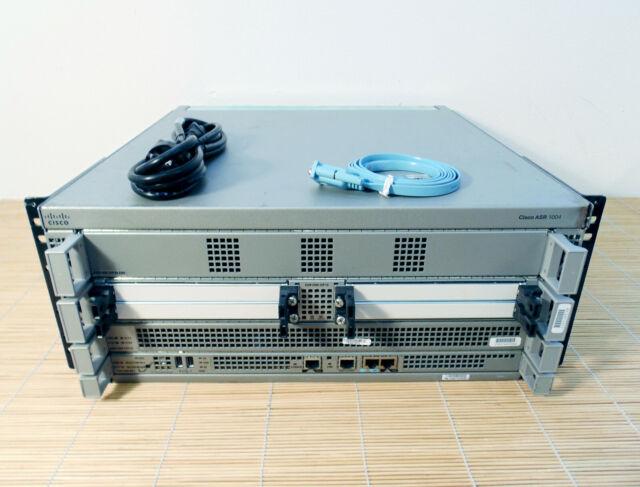 Cisco ASR1004-20G-SHA/K9 Router Security HA Bundle with 20 Gbps ASR1000-ESP20