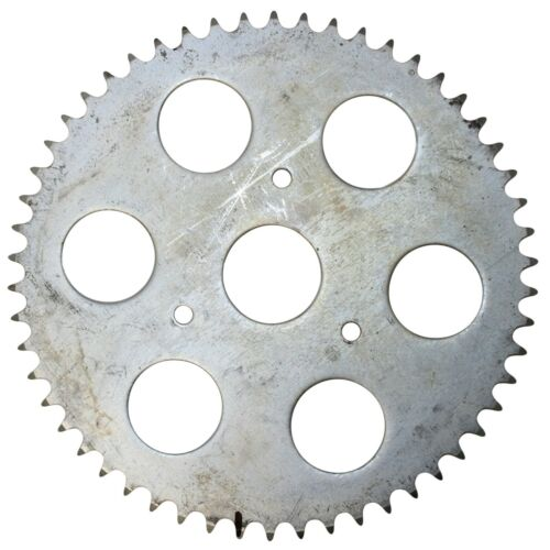 "#40 Chain Sprocket 3-1//4/"" Bolt Circle Go-Kart Off Road Cart Gear 54T tooth"