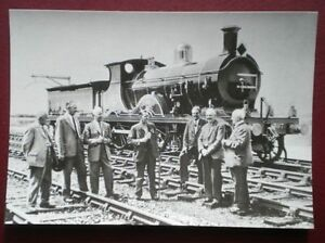 POSTCARD-SOUTHERN-RAILWAY-D-CLASS-LOCO-NO-737-AT-APPLEDORE