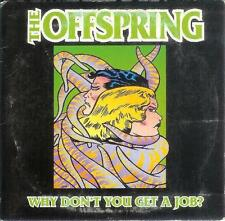 Cardsleeve Single cd The Offspring Why Don't You Get A Job? 2TR 1999 alter. rock