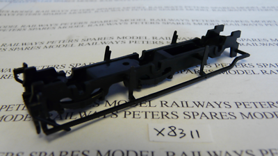Inteligente Hornby X8311 Airfix Dean Goods Loco Chassis Moulding