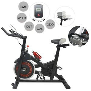 87e7d4ac0b6 Spinning Bike Exercise Stationary Pro Bicycle Cardio Cycling Training Gym  Indoor