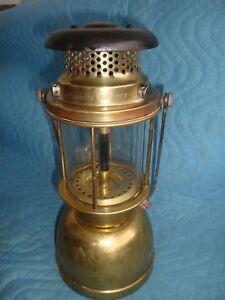Bialaddin Model 300 X Sturmlaterne Petroleumlampe Made In England