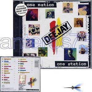 ONE NATION ONE STATION RADIO DEEJAY CD 1996 - SIGILLATO - Italia - ONE NATION ONE STATION RADIO DEEJAY CD 1996 - SIGILLATO - Italia