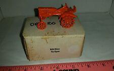 1/64 ERTL farm toy spec cast agco allis chalmers b on steel wf tractor htf! nib!