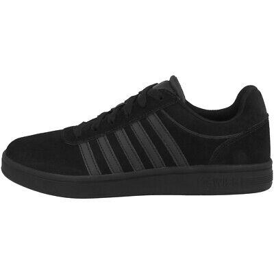 K-Swiss Court Cheswick Sde Men Sneaker Herren Freizeit Suede Schuhe 05676-087