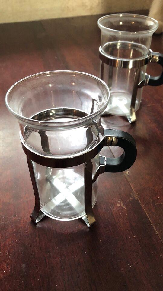 Ubrugte Glas, Krus / glas, Bodum chambord – dba.dk – Køb og Salg af Nyt og RU-97