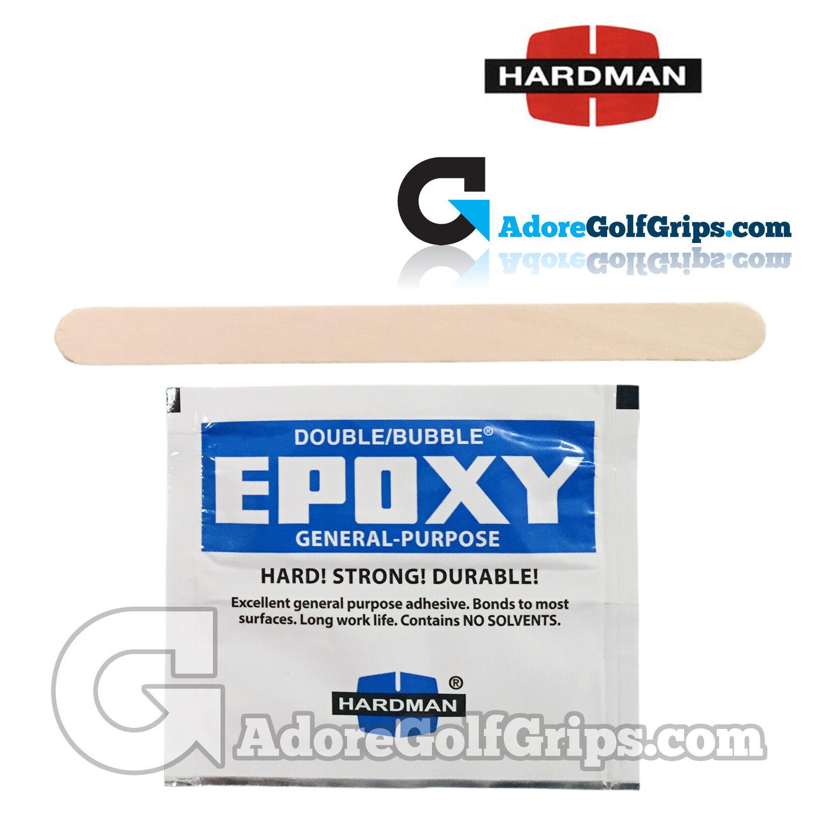 04023 Hardman Double Bubble Urethane Blue//Beige-Label D85 High Shear Packets