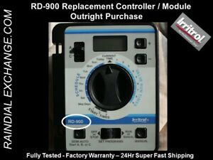 Details about Irritrol / Hardie Rain Dial RD-900 RD 900 Timer Module  -OUTRIGHT PURCHASE PROG