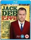 Jack Dee - So What Live (Blu-ray, 2013)