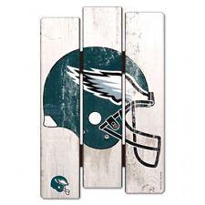 Item 8 Philadelphia Eagles Wood Fence Sign 11x17 NEW NFL Wall Man Cave Fan