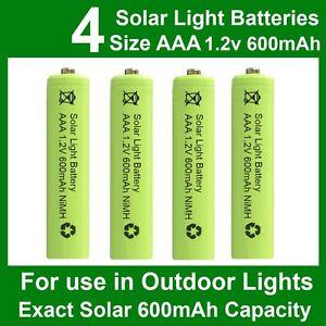 solar light batteries 1 2v 600mah nimh for outdoor garden lights uk. Black Bedroom Furniture Sets. Home Design Ideas