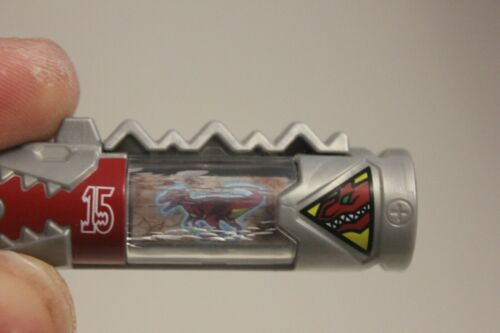 Dino Chargers /& holders select your choice Power Rangers Dino Charge