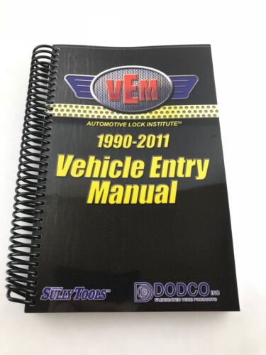 DODCO Car Entry Manual 1990-2011-Works With Many Newer Cars-Vehicle Entry Opener