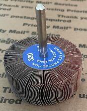 1 Arbor Hole 6 Diameter x 1-1//2 Width 6300 rpm 80 Grit 6 Diameter x 1-1//2 Width 1 Arbor Hole PFERD Inc. PFERD 45613 Unmounted Flap Wheel Aluminum Oxide