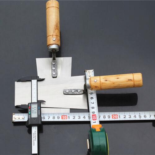 Bucket Gauging Pointing Brick Plastering Midget Cement Float Margin Trowel Newly