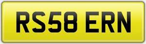 BERN-CAR-NUMBER-PLATE-RS58-ERN-BERNICE-BERNIE-BERNARD-BERNY-BERNADETTE-BERNEY