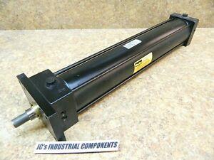 Parker-3-1-4-034-bore-X-18-034-stroke-pneumatic-cylinder-series-2AN