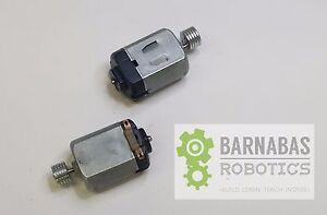 2 x dc 1 5 3v electric mini vibrating vibration 130 size for Small electric vibrating motors