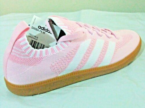Adidas Samba Womens Shoes Trainers Uk Size 7.5   Cq2685   Primeknit