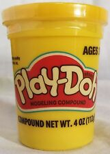Yellow Play-Doh 4 oz Single Can