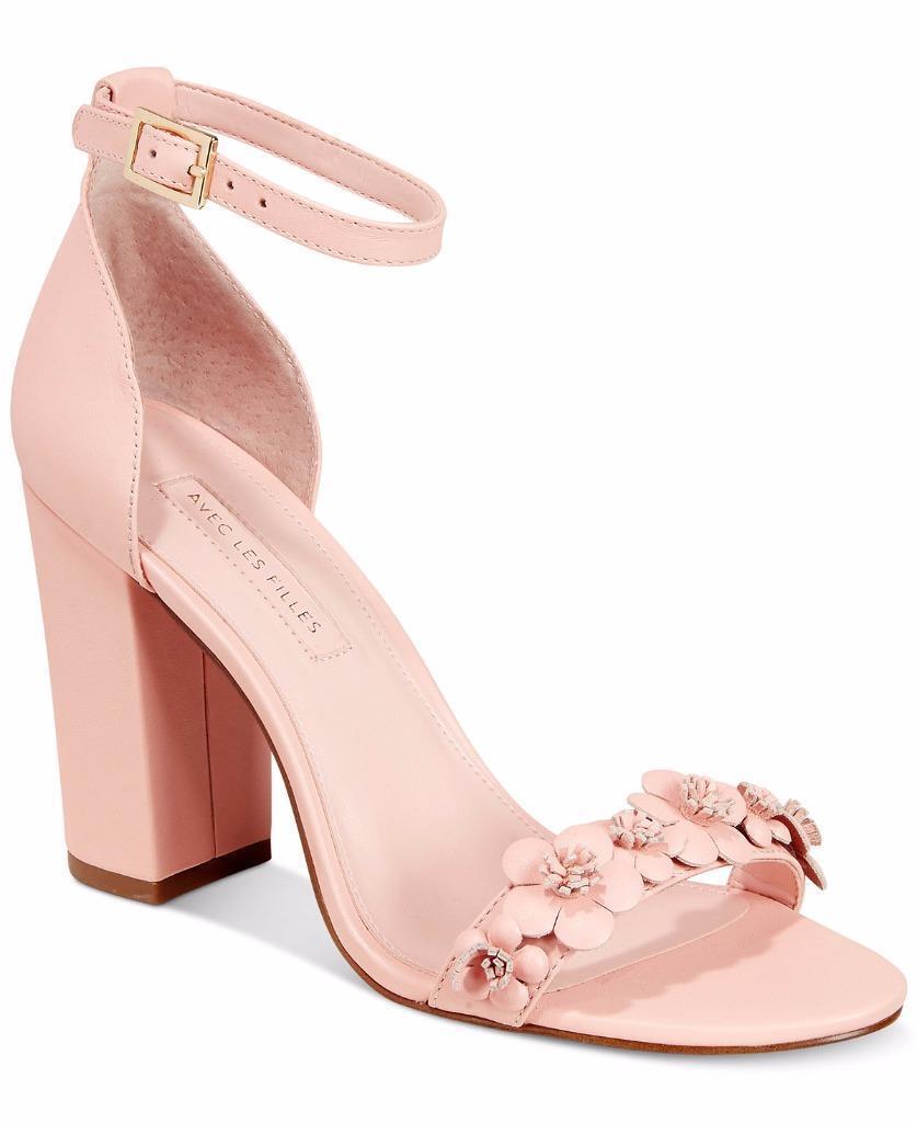 Avec les filles Michele Adornado Sandalias De Dos Dos Dos Piezas Mujer Zapatos ee. UU. 10  158  almacén al por mayor