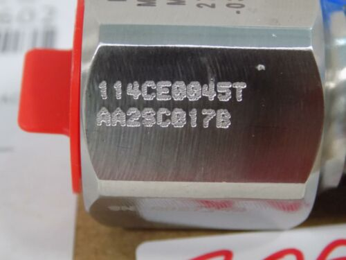 ROSEMOUNT THERMOWELL M4254 279785-03-004 NIB