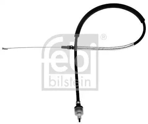 para coches de unidad de mano izquierda Cable del embrague FEBI BILSTEIN 14911