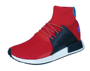 Details about adidas Originals NMD_XR1 Winter Mens Sneakers Ankle Sock Hi Top Sports Shoes Red