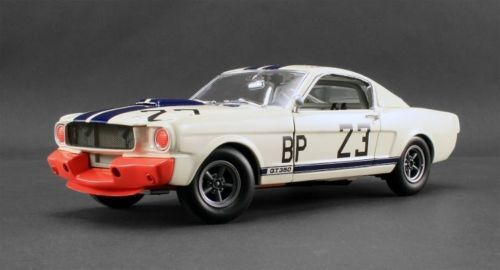 ACME 1965 SHELBY FORD GT 350R CHARLIE KEMP GMP 50th 50th 50th ANNIVERSARY 1 18 RACE CAR 10f379