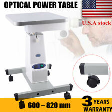 Optical Motorized Table 40 X 48 Cm Electric Power Work Stand Mobile Instrument