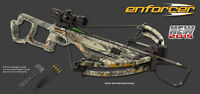 Enforcer 2015 Outfitter Crossbow Package 3x Multi Reticle Scope X301-mr Parker