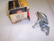 NORS - Carburetor Dashpot - 1950 thru 56 Chevrolet 6cyl - Rochester 7003220