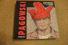 Andrzej Pagowski - Illustrating Films (Polish & English Album) Pągowski, posters