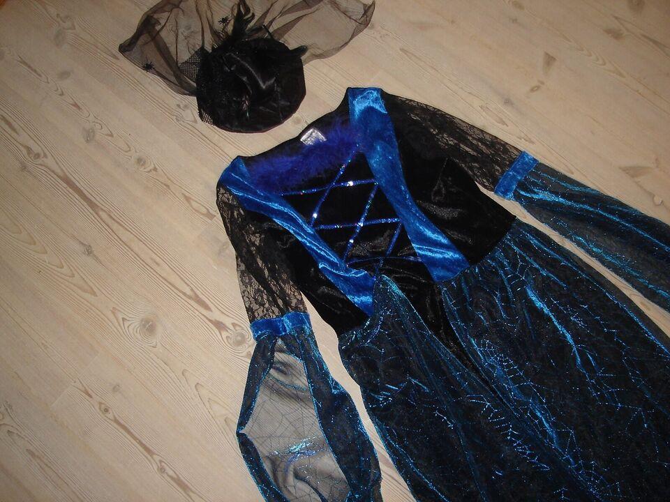 Udklædningstøj, kjole mm, Konfetti