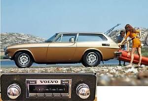 New-300-watt-Stereo-Radio-039-72-73-Volvo-1800ES-Coupe-Wagon-AM-FM-iPod-controller