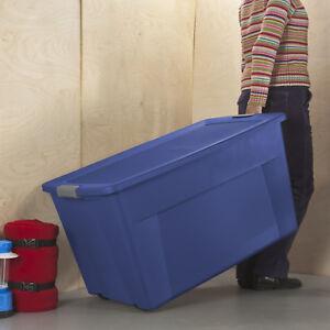 Sterilite-45-Gallon-Wheeled-Latch-Tote-Stadium-Blue-Case-of-4