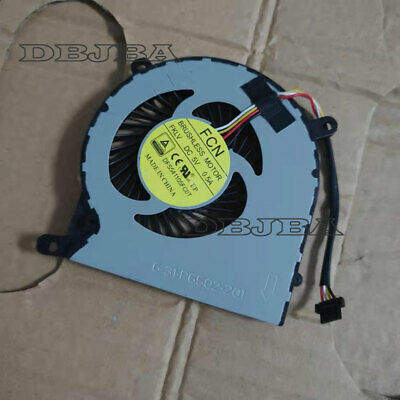 Original for Clevo P950 P950ER CPU COOLING FAN 631-P95E2-101 4-wires