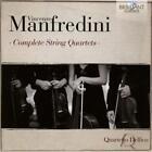 Streichquartette von Quartetto Delfico (2014)