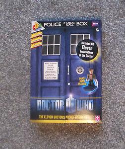 Doctor Who caractère onze docteurs micro-figure ensemble 5029736039097
