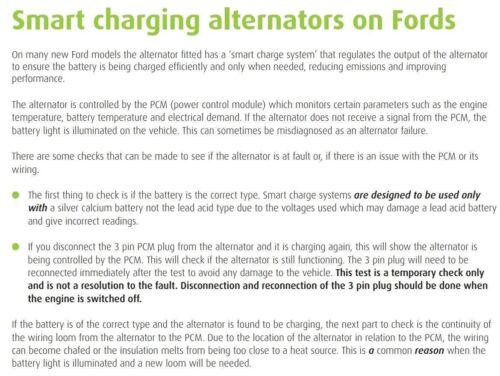 FITS FORD TOURNEO 1.8 TDCI//TDDI//DI 2002-2013 GENUINE RMFD ALTERNATOR NON AIRCON