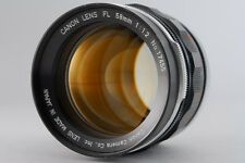 【AB- Exc】 Canon FL 58mm f/1.2 MF Prime Lens for Canon FL Mount From JAPAN #2447