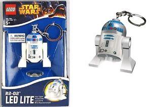 LEGO Star Wars R2D2 Key LED Light NEW