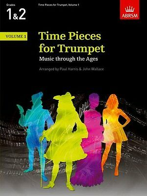 Time Pieces For Trumpet Vol 1 Harris/wallace* Musical Instruments & Gear